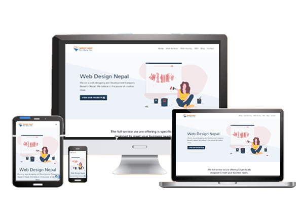 web design nepal